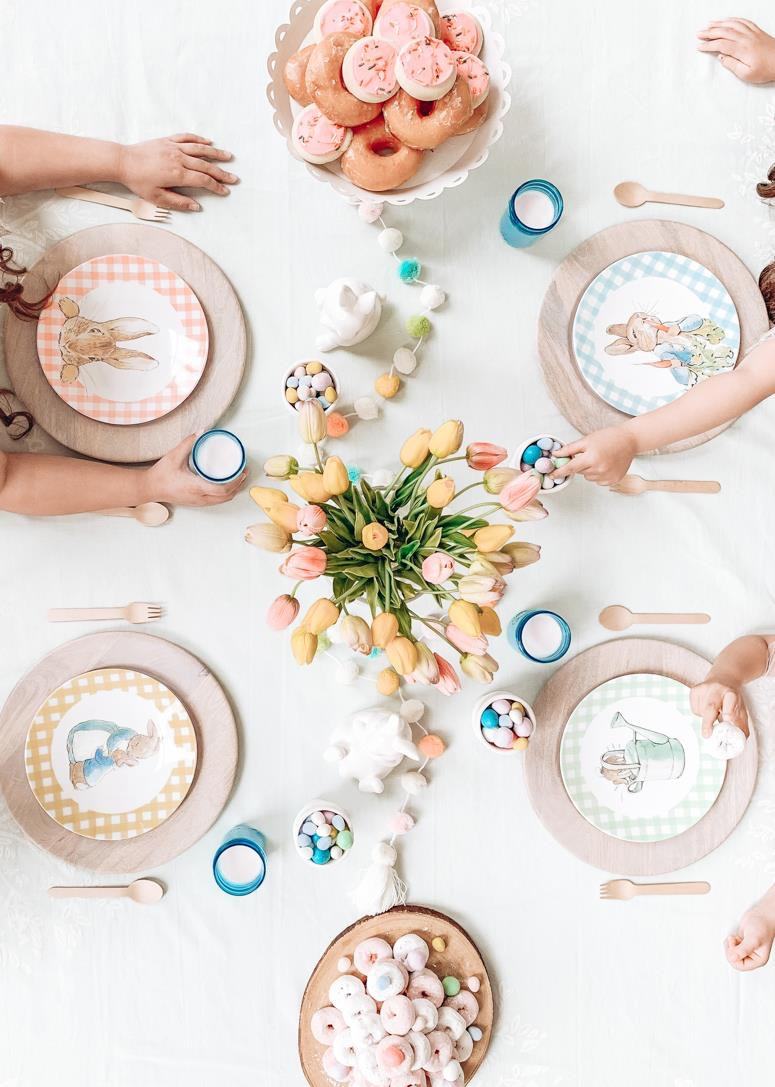 Whimsical Easter With Pottery Barn Kids