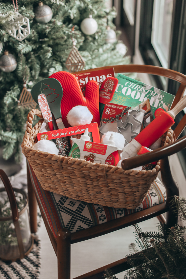 Holiday Diy Gift Basket Ideas